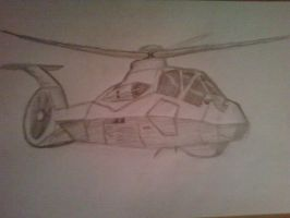 RAH-66 Comanche sketch by nothing111111