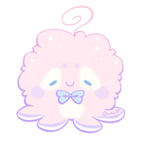[Open!] Octopuff #16 by Sarilain