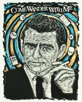 Rod Serling The Twilight Zone by xzebulonx