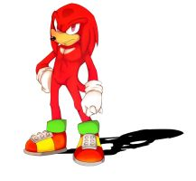 Knuckles by Ashura6000