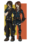 UNION Assassins by ZoeStead