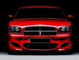 Dodge Charger with Body Kit by tigrfire