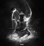 Return Of The Buddha by Sagim
