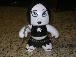 Zombie Girl Mighty Mugg 1 by Gummibearboy