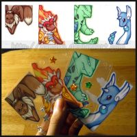 Test Pokemon ATCs by Nanuka