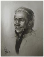 Loki sketch by Nataly-G