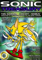 Sonic Treasury Online Magazine by goldhedgehog