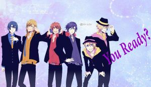 UtaPri Wallpaper 1 by MariSanomaFanFic