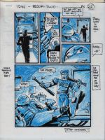 IDW TMNT Book Two Pg 22 by Kevineastman