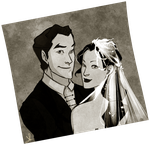 Wedding Portrait by Pugletz