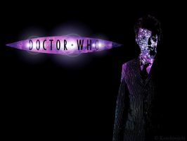 Tenth Doctor Wallpaper by Konchiroichi