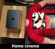 Home cinema by cosenza987