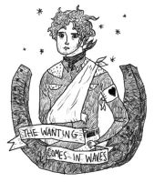 the wanting comes in waves. by boobookittyfuck
