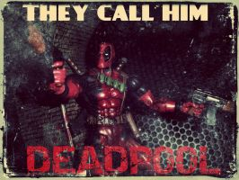 Deadpool '77 by PsychosisEvermore