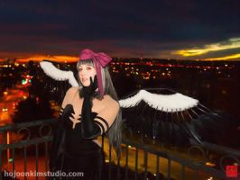 Devil Homura by Deanna-Lee