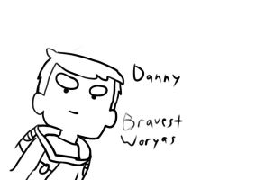 Bravest Warriors - Danny by Ninjaxio