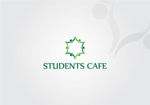 Students Cafe Logo by pixsign