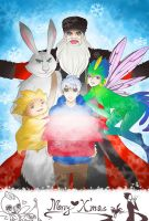 [RotG] Merry X'Mas by Ringo-Mikan
