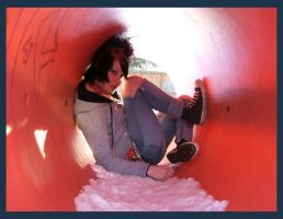 tunnel__vision by crushedovernight