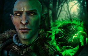 Dragon Age Inquisition, A Prequel by thecannibalfactory
