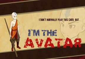 I'm the Avatar by NinthTale