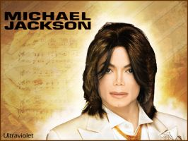 For anniversary Michael by ultraviolet1981