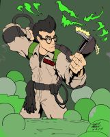 Egon Spengler by DMC-Designs