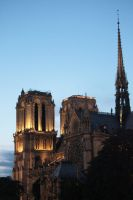 Notre Dame by nevotex