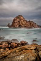 Sugarloaf Rock by outstar1979