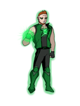 Justice League Elite: GREEN LANTERN by pipe07