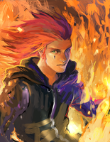 Axel by koochinko