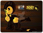 Bendy and the ink machine by eliana55226838