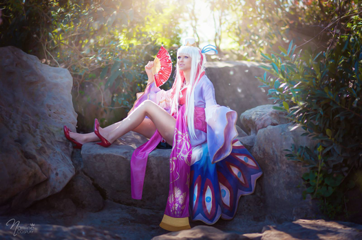 Kissed by sun, Houmei by NicaCosplay