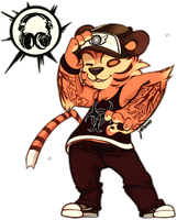 Lineplay Tiger SWAGFAG by Jeibon