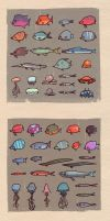 Sealife concepts. by larolaro