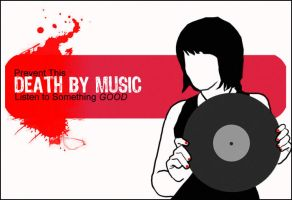 Death By Music Design by carla22