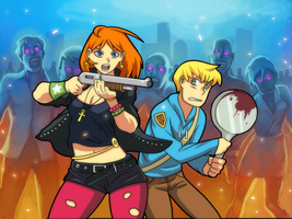 Survive the zombie apocalypse 3 by bobcow09