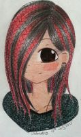 Black and red. by Abi-Berry