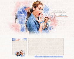 Miley-Fans.com Layout by xSparklyVampire