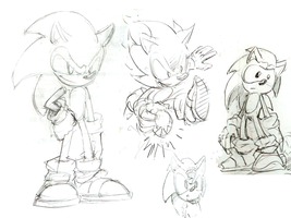 Some Sonicz by mistermuck