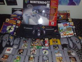 Nintendo 64 Collection by Sega32x