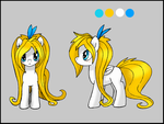 Frolic reference sheet by unitoone