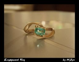 Engagement Ring by Hyllyn