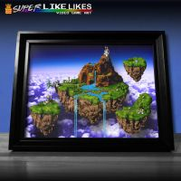 Chrono Trigger ZEAL Framed Print by likelikes