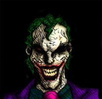 The Joker by djog