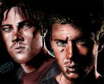 Supernatural by Lannytorres