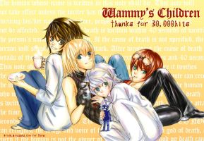 Wammy Children by candytuff