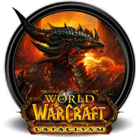 World of Warcraft Cataclysm - Icon by DaRhymes
