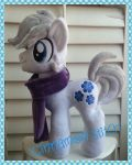 My little pony Double Diamond Plush Available by CINNAMON-STITCH