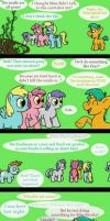 MLP comic Tales of the Snailmancer 3 - END by HareTrinity
